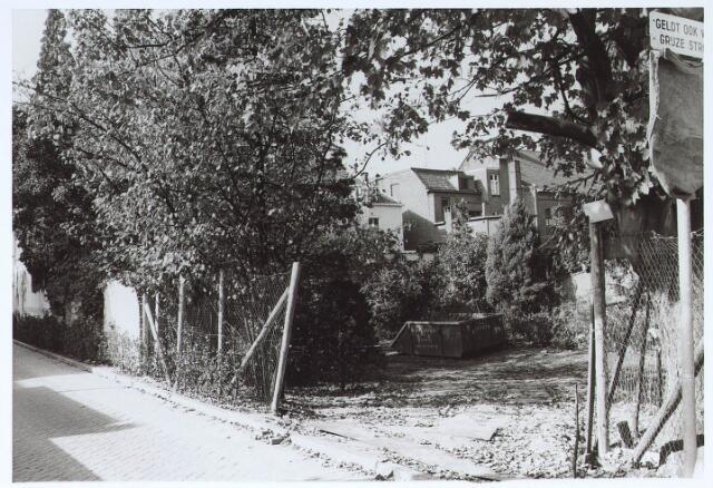 024474 - Groenstrook in de Korte Tuinstraat