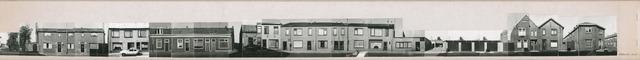 1625_0067 - Fotostrook; straatwand; panden aan de linten en hoofdverbindingswegen in het centrum van de stad; noord / Diepenstraat  51-95/ ; foto's werden tussen 1976 en 1985 gemaakt. (foto gemaakt in periode 1976-1985)