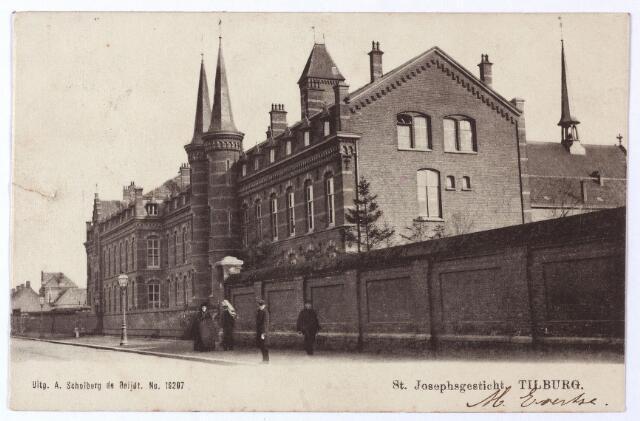 001600 - Lange Nieuwstraat,  St. Josephgesticht.