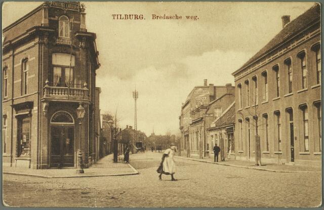 010284 - Bredaseweg bi j de splitsing met de Zomerstraat.