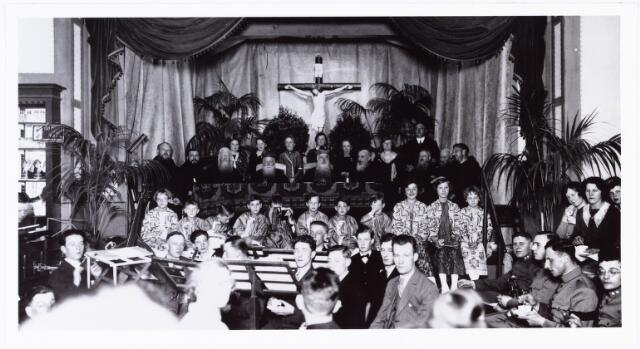 008613 - Missie-tentoonstelling te Tilburg in 1928.