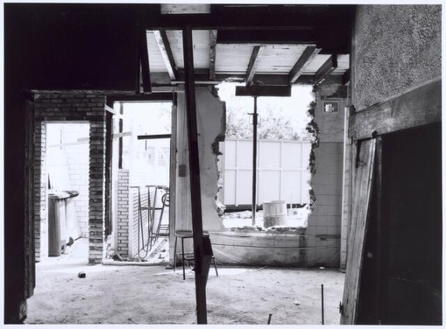 020452 - Restauratie van de wevershuisjes op de hoek Hasseltstraat - Van Hogendorpstraat.