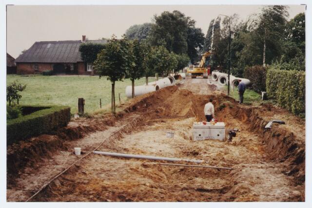 062959 - Aanleg van de riolering in Raadhuistraat
