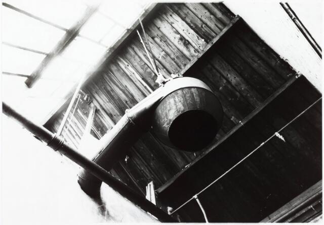 033635 - Onderdeel van het bedrijf Jurgens Textiel B.V. aan de Tuinstraat 47a-49;op 8 janauari 1976 is het bedrijf verhuisd naar Berkel-Enschot aan de Gen. Eisenhouwerlaan; thans ten beoebe van de woningbouw in het Spinnerspark geheel afgebroken.