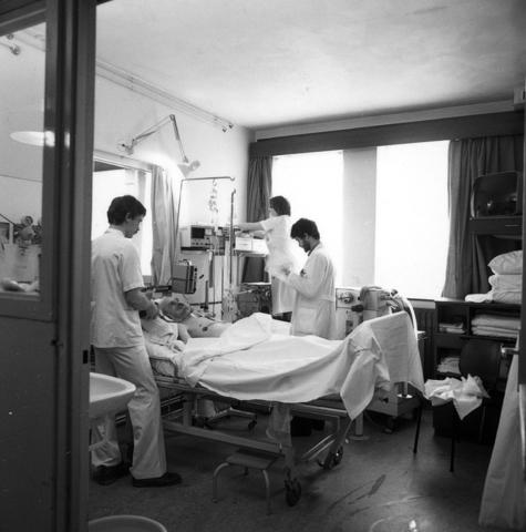 655786 - Elizabeth Ziekenhuis locatie Jan van Beverwijckstraat Tilburg in 1981.