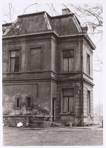 023889 - Achterzijde van de villa Koningshoeven 20 begin 1976