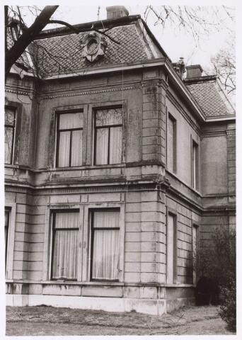 023894 - Achterzijde van de villa Koningshoeven 20 begin 1976