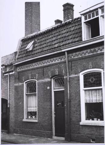 023732 - Pand Klaverstraat 42 eind 1962