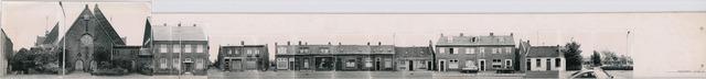 1625_0116 - Fotostrook; straatwand; panden aan de linten en hoofdverbindingswegen in het centrum van de stad; Hoefstraat oneven nrs; foto's werden tussen 1976 en 1985 gemaakt. (foto gemaakt in periode 1976-1985)
