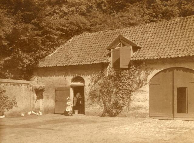 600691 - Kasteel Loon op Zand. Families Verheyen, Kolfschoten en Van Stratum