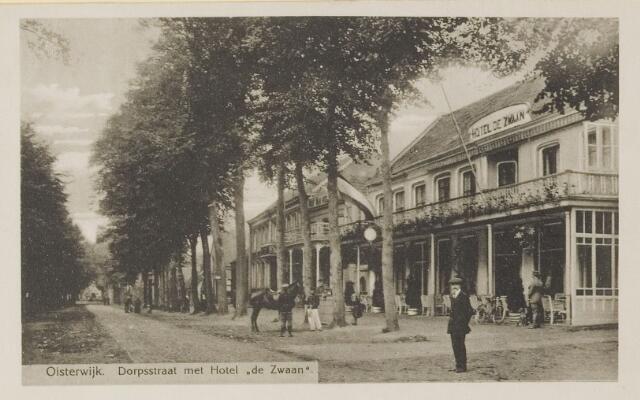 074529 - De Lind. Hotel De zwaan.