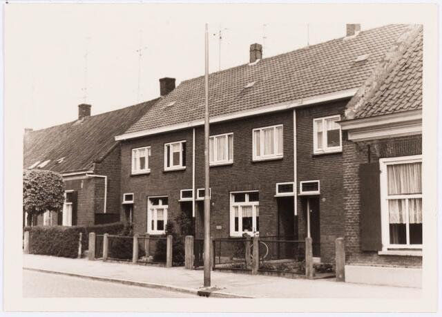 034383 - Panden Lijnsheike 84a, 84b en 84c. Thans Von Weberstraat