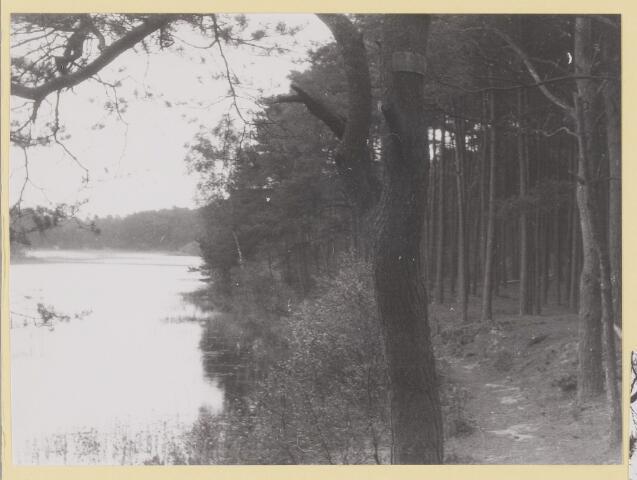 075388 - Serie ansichten over de Oisterwijkse Vennen.  Ven: Choorven