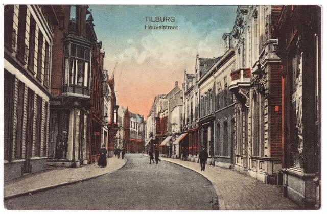 001082 - Heuvelstraat tussen Heuvel en Willem II-straat.