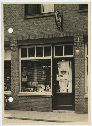 031203 - Smidspad. 23. De sigarenwinkel van Gerard Smulders.