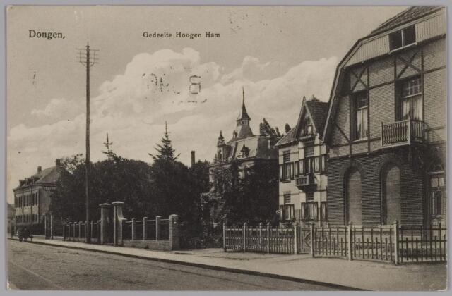 085401 - Dongen. Hoge Ham.