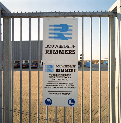 D-000685-5 - Bedrijfspand bouwbedrijf Remmers