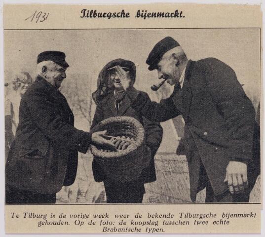 040729 - Bijenmarkt op het Gem. Sportpark te Tilburg (8-4-1931)