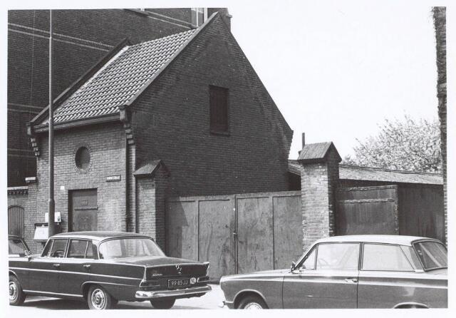 019553 - Electriciteitshuisje in de Goirkestraat