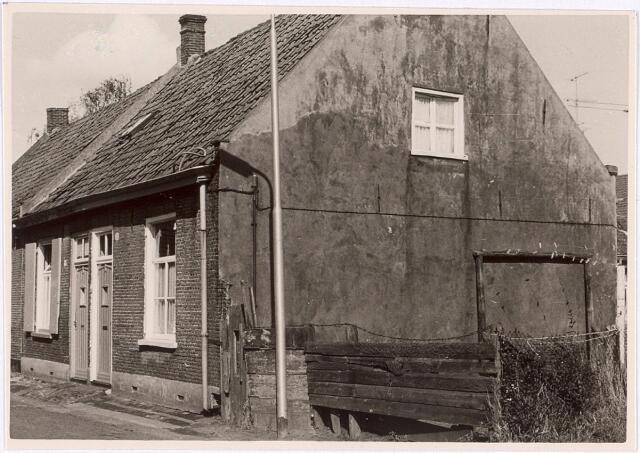 017486 - Panden aan de Oude Veldstraat, thans Deken Sandersstraat