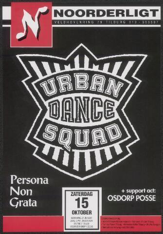 650312 - Noorderligt. Urban Dance Squad. Support act: Osdorp Posse