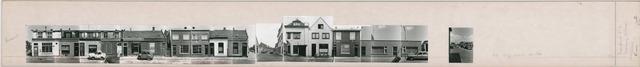 1625_0224 - Fotostrook; straatwand; panden aan de linten en hoofdverbindingswegen in het centrum van de stad; Paterstraat 2-30; foto's werden tussen 1976 en 1985 gemaakt.