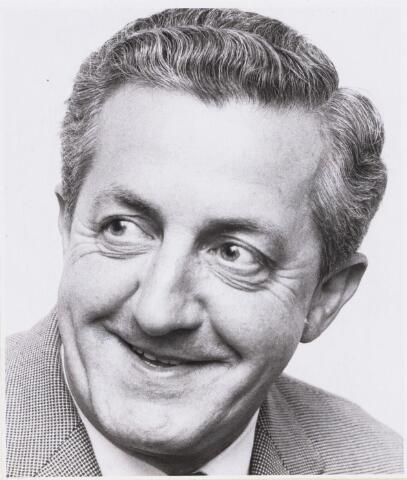 101065 - A. Gorissen, voorzitter van de zwemclub De Warande.