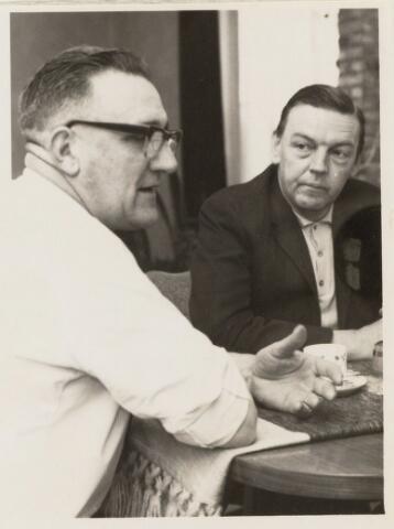 101091 - Sport. Wielrennen. P. van Oerle, voorzitter van de ronde van de Molen.