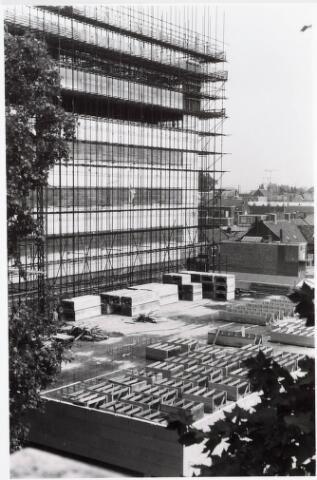032607 - Hoogbouw (terras en kantine) stadskantoor aan het Stadhuisplein