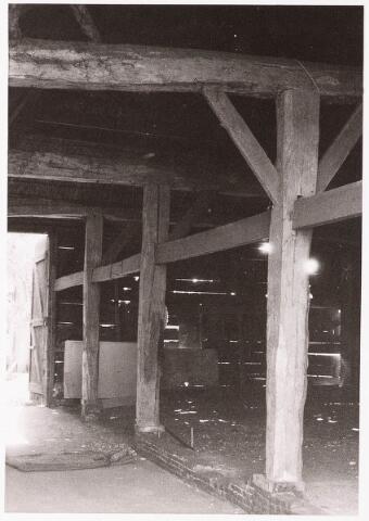 033087 - In verband met nieuwbouw dient het oude te wijken zo ook de schuur behorende bij de boerderij Tauernpad 2.