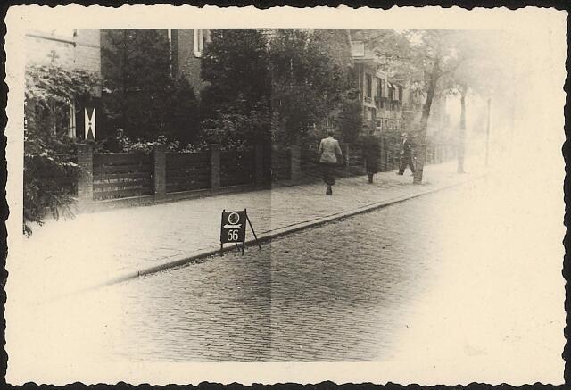 603936 - WO2 ; WOII ; Prof. Dondersstraat. Tweede Wereldoorlog.