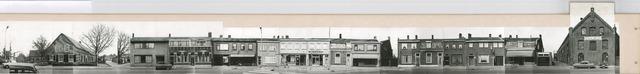 1625_0097 - Fotostrook; straatwand; panden aan de linten en hoofdverbindingswegen in het centrum van de stad; ; foto's werden tussen 1976 en 1985 gemaakt. (foto gemaakt in periode 1976-1985)