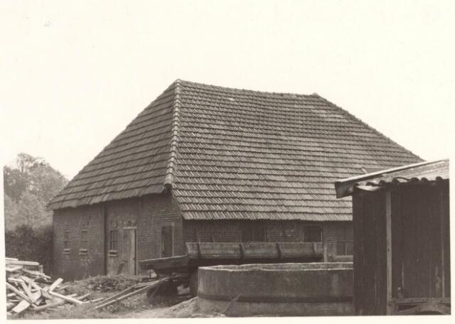 022039 - Schuur behorende bij de boerderij aan de Hilvarenbeekseweg 44.