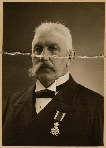 084295 - S.A. Vosters, burgemeester van Alphen en Riel 1887-1914