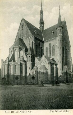 600393 - Kerk van het H. Hart (Noordhoek)