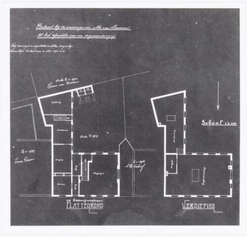 039488 - Sigarenindustrie. Hinderwetvergunning aanvrage door M. van Leeuwen, Zomerstraat, tot het oprichten van een sigarendrogerij.