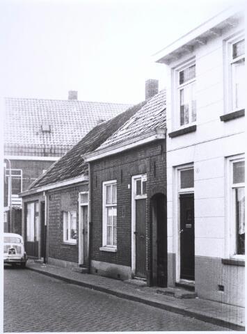 022642 - Panden aan de Hoogtedwarsstraat begin 1973