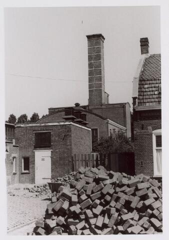 016897 - Gedeelte van het fabriekscomplex van looierij - wolwasserij Bernard Pessers