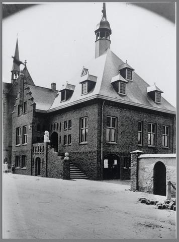 88783 - Gemeentehuis Terheijden kort na de nieuwbouw in 1929.