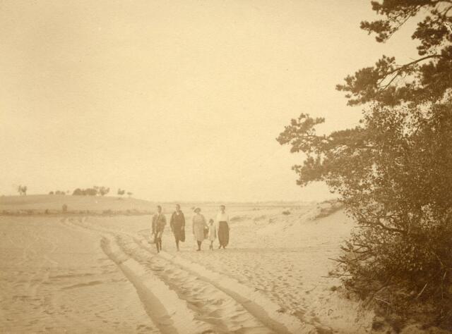 600739 - Kasteel Loon op Zand. Families Verheyen, Kolfschoten en Van Stratum