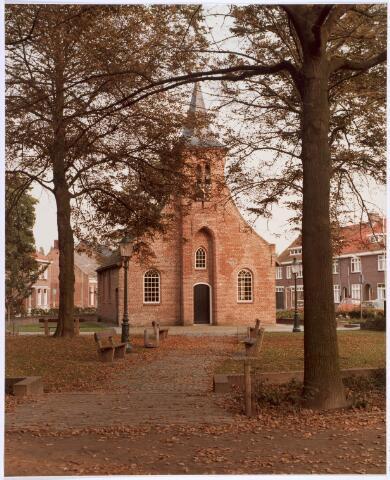 020312 - Exterieur van de Hasseltse kapel
