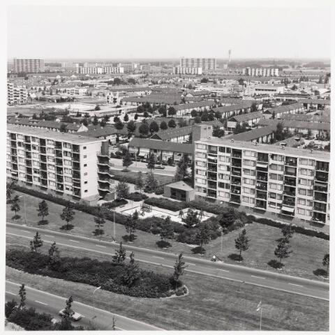 036257 - Panorama vanaf flat Bachlaan
