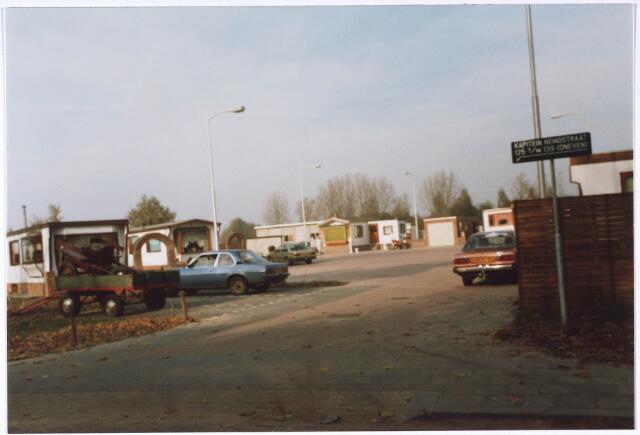 023568 - Woonwagenkamp aan de Kapitein Nemostraat.