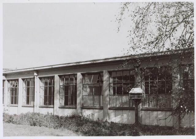 026083 - Textiel. Kantoorgebouw van de Tilburgse katoenspinnerij TKT aan de Lovense Kanaaldijk