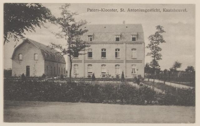 078893 - Paters-klooster, St. Antoniusgesticht, Kaatsheuvel.