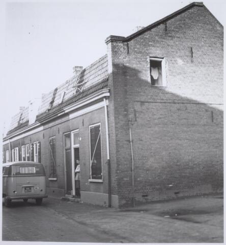 025921 - Pand Lochtstraat 19 (noordzijde).