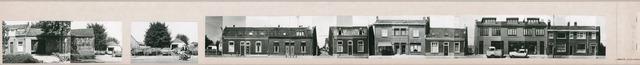 1625_0184 - Fotostrook; straatwand; panden aan de linten en hoofdverbindingswegen in het centrum van de stad; boerenschuur; foto's werden tussen 1976 en 1985 gemaakt. (foto gemaakt in periode 1976-1985)