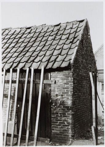 028271 - Berging behorende bij het pand Paterstraat 34