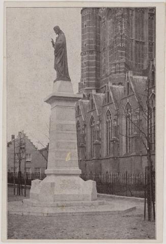 104317 - Kerken. R.K. Sint Jansbasiliek. Plechtig geintroniseerd te Oosterhout