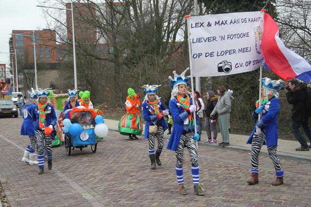 658149 - Carnaval. Optocht. Kruikenstad. D'n Opstoet door het centrum van Tilburg in februari 2017.
